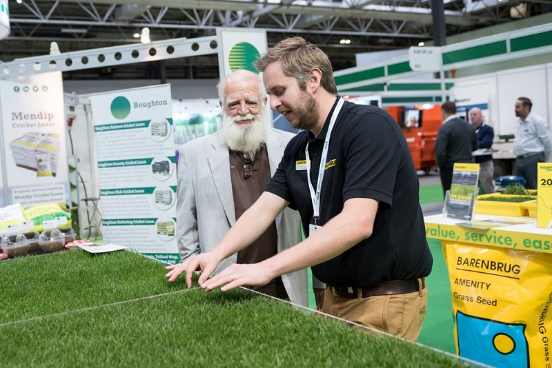 Technically brilliant grass seed covers all bases from Barenbrug