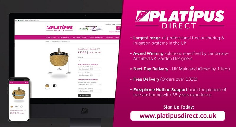 Platipus Direct has arrived