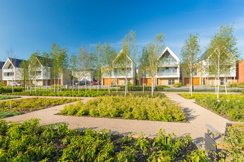 Well managed green space adds millions to property values