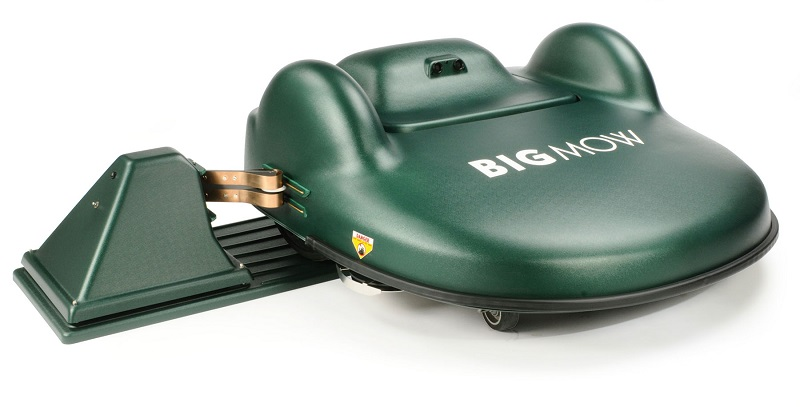 BigMow robot mower cuts its way into turfcare industry