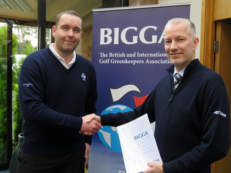 Aitkens to provide educational opportunities for BIGGA members