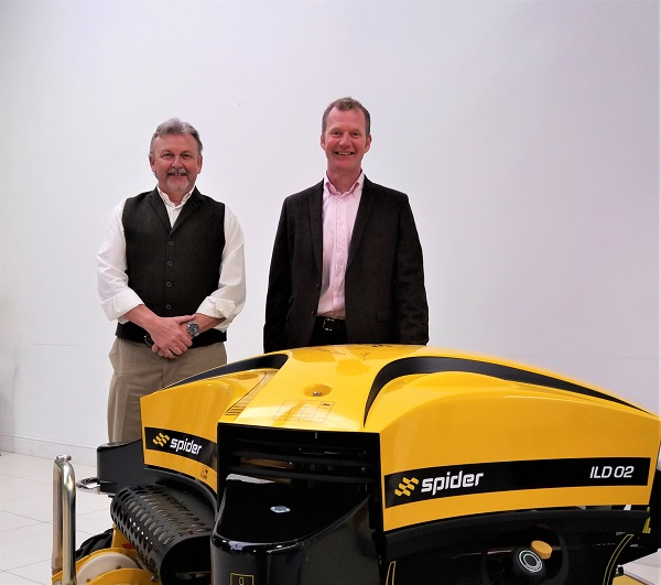 New management for Ferris, Wright, Spider and Jensen distributor