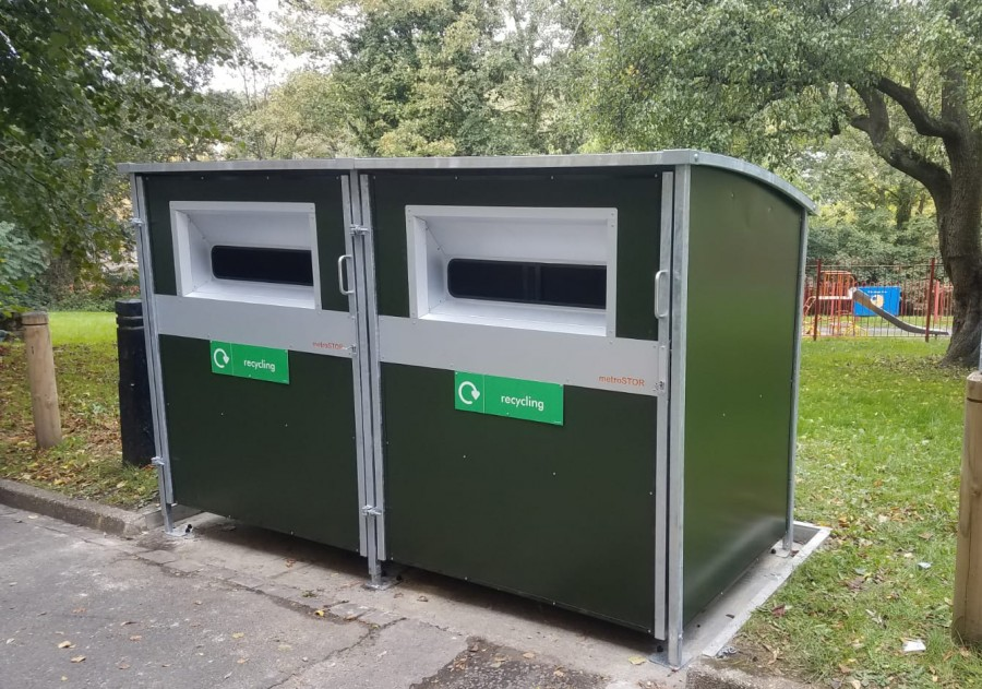 Attractive bin housing critical role as parks and outdoors spaces have never been more important to society.