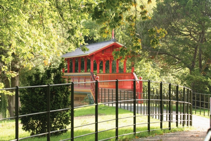 Wirral wins plaudits after parks conference