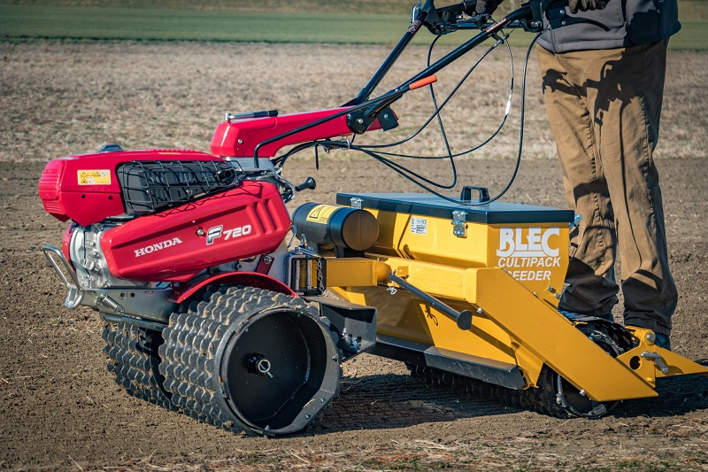 Two BLEC seeders set to impress at SALTEX 2018