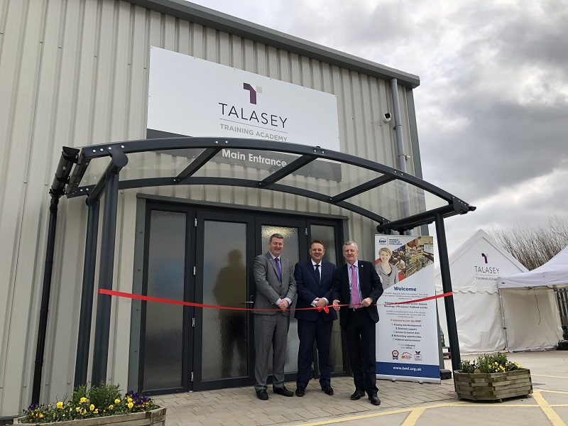 BMF launch Regional Centre of Excellence at Talasey Group