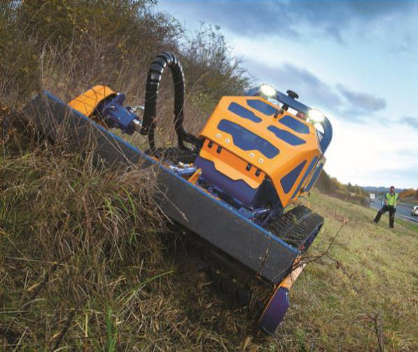 Two new remote mowers to be unveiled by Bomford Turner