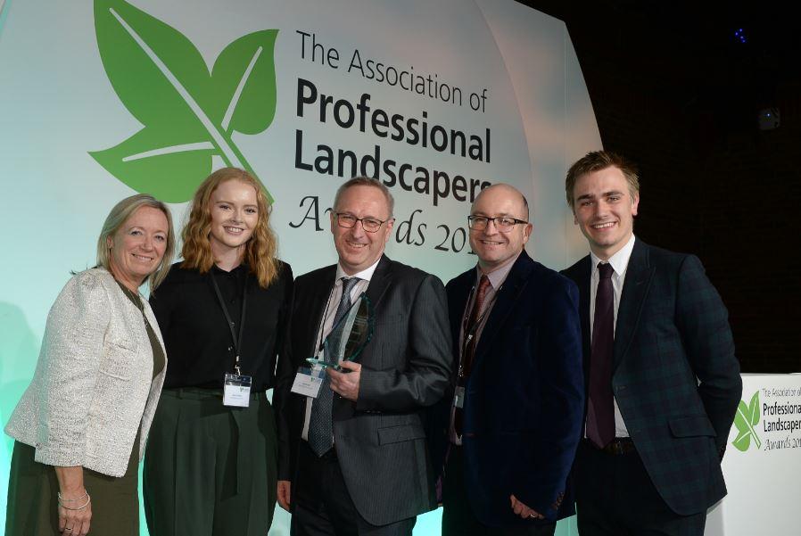 Boningale recognised at National APL awards