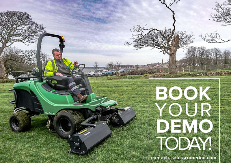 Mow in any weather conditions with increased efficiency and minimum operating costs