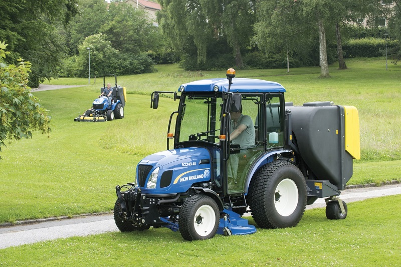 New Holland to showcase compact tractors and mini excavator at SALTEX 2018