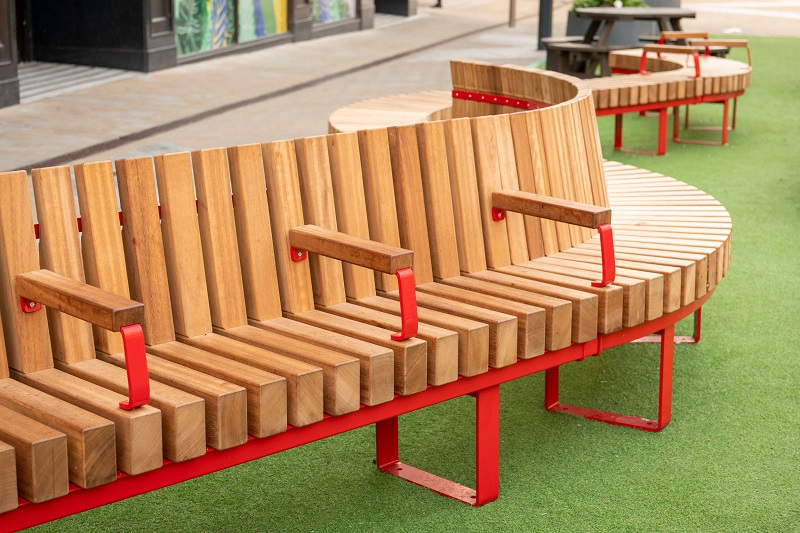 Marshalls Landscape Protection commits to using FSC-certified wood