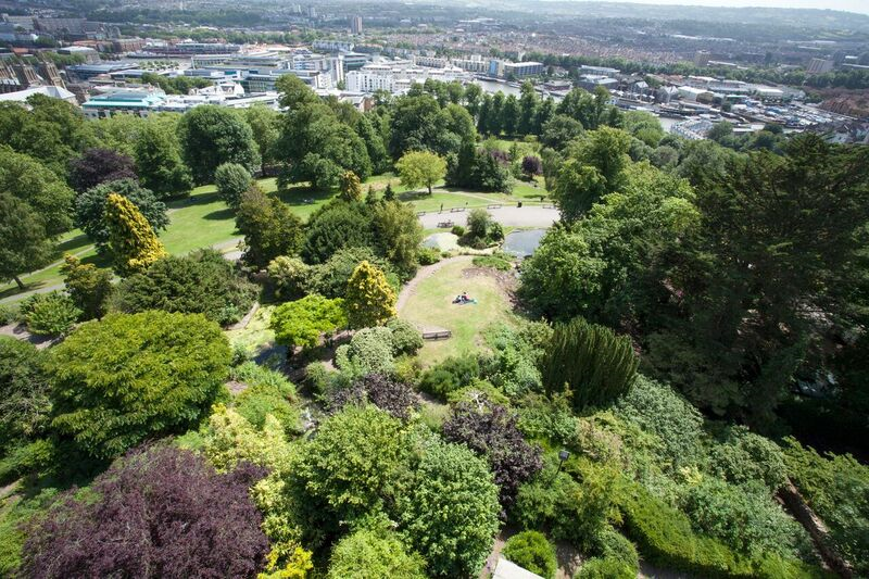 Towns and cities are chosen for £11m parks initiative