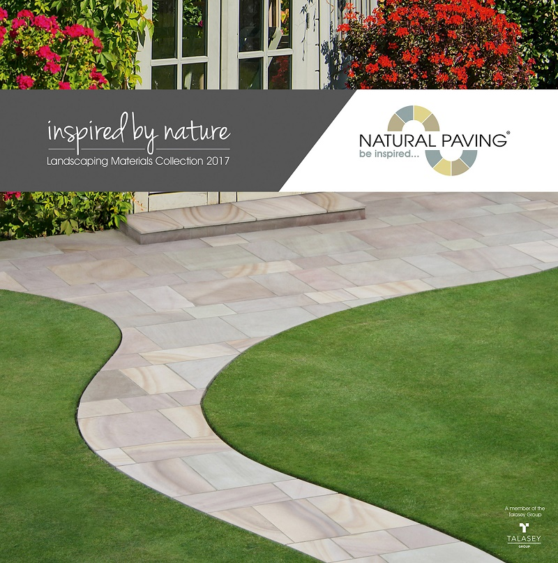 Natural Paving Products reveals new products for 2017