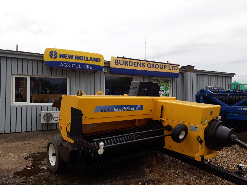New Holland dealer The Burdens Group acquires Lincolnshire Motors Ltd