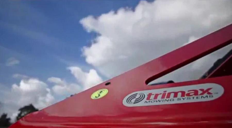 Trimax Stealth Series 3 Mower - UK