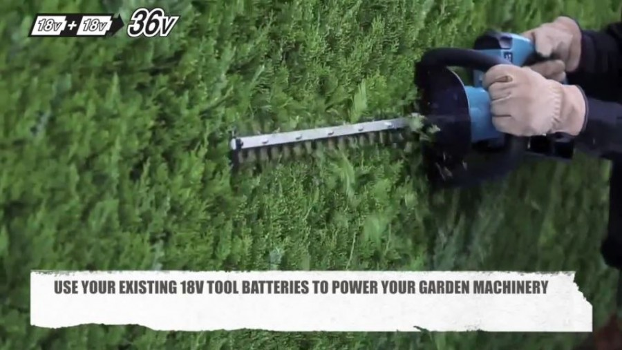 18v Cordless Landscaping Machines