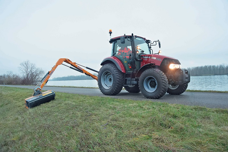 Case IH to exhibit for the first time at SALTEX 2018