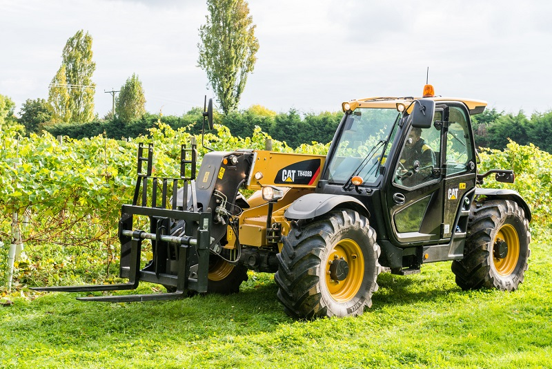 Caterpillar launches new telehandler models