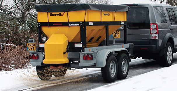Planning ahead with winter maintenance solutions from SnowEx