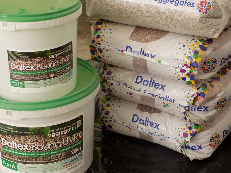 CED Stone Landscape now stocking DALTEX system
