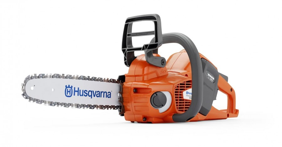 Husqvarna's latest chainsaws tackle the toughest tasks