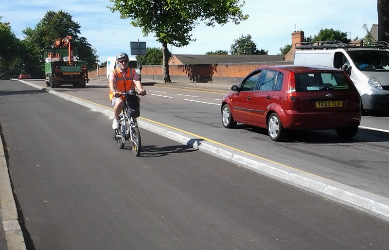 Charcon's cycleway solution wins innovation award