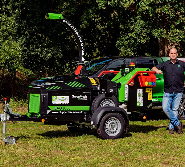 GreenMech EVO 165 becomes the pride of the fleet