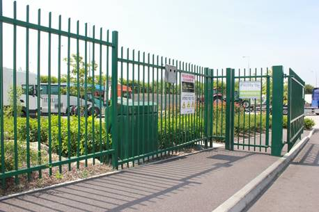 Jacksons Fencing delivers custom-built perimeter protection