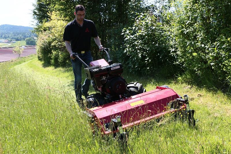 Innovative 2-wheel tractors from award-winning Koppl