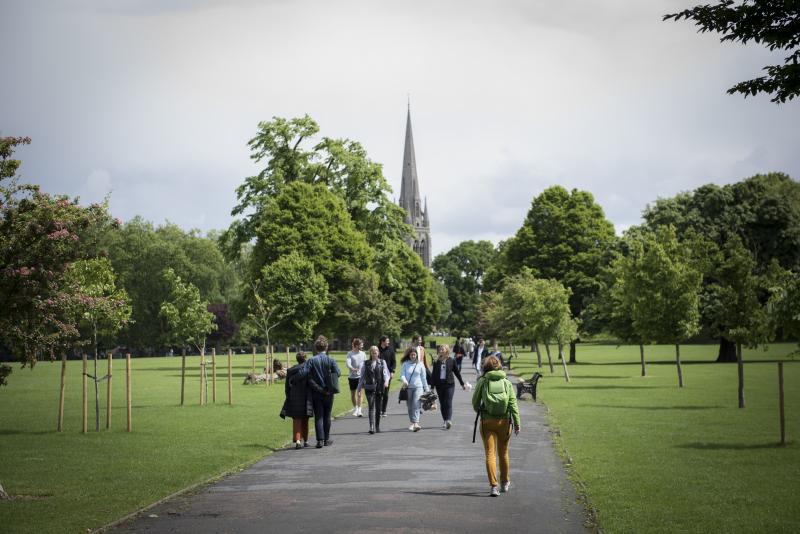New figures reveal £91bn value of London's parks