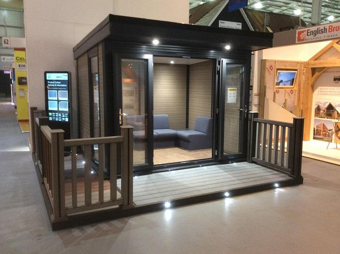 Benefits of composite wood on display