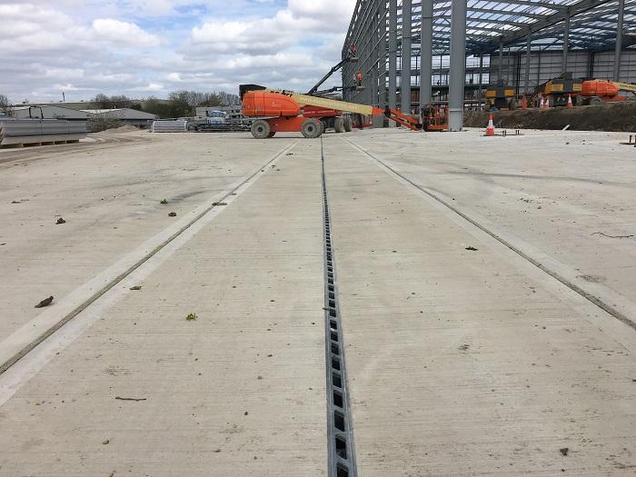 ACO strengthens high-capacity slot drainage range