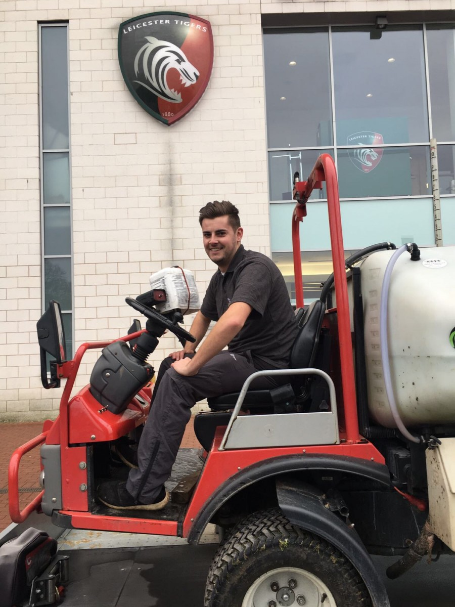 New Complete Weed Control team for East Midlands