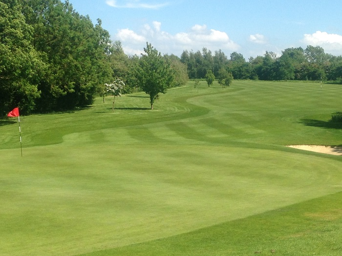 Club prepares the course with help from Headland Amenity