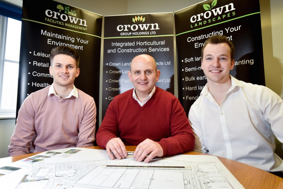 Crown Group announces apprentice investment