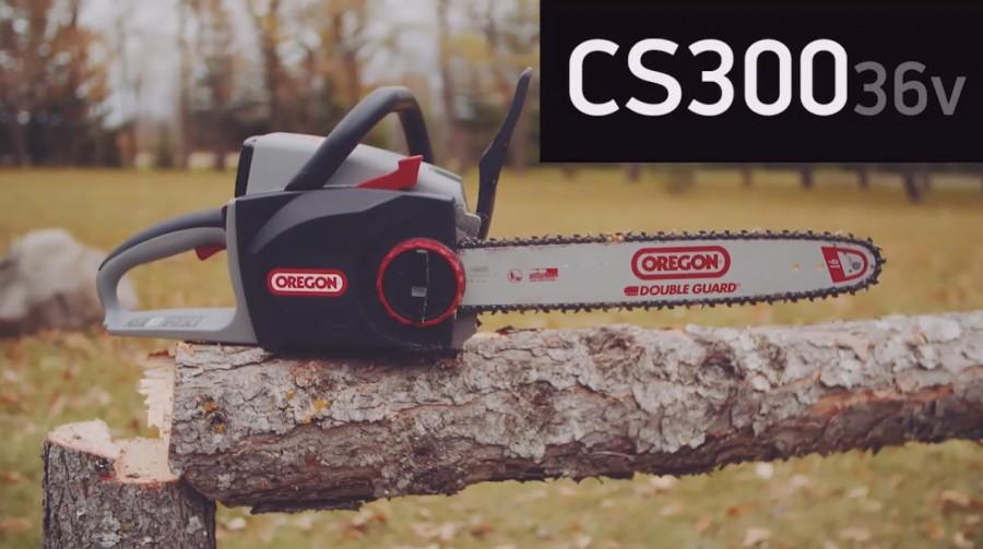 Oregon Chainsaw CS300
