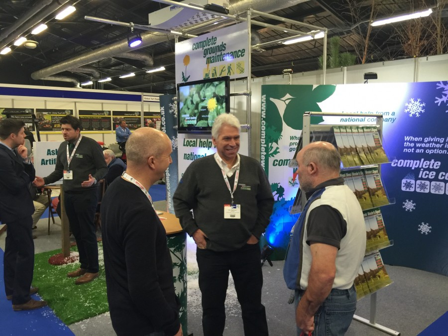 Complete Weed Control to pull out of trade shows