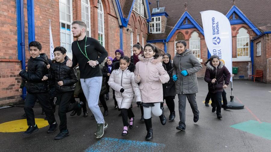 Funding to help children get active