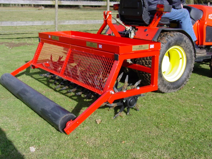 Heavy duty groundscare with SCH Supplies