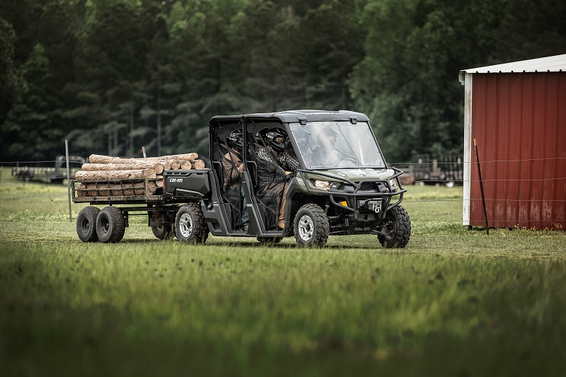 Can-Am takes new Defender to the max