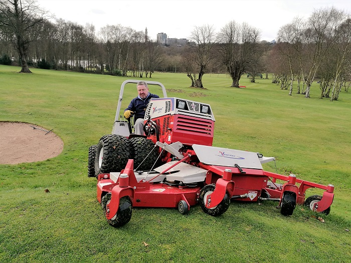 Ventrac goes on tour