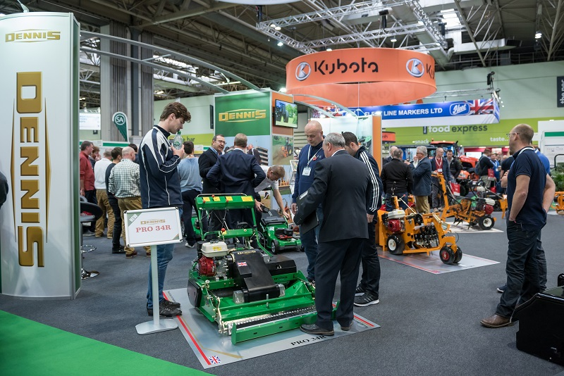 Dennis shows cutting edge technology at SALTEX 2018