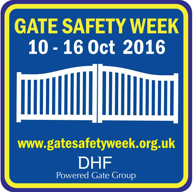 Support grows for DHF's Gate Safety Week