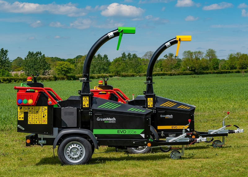 Trio of EVOs to feature as GreenMech return to SALTEX