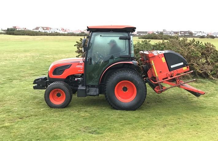 DK tractor range from Kioti evolves