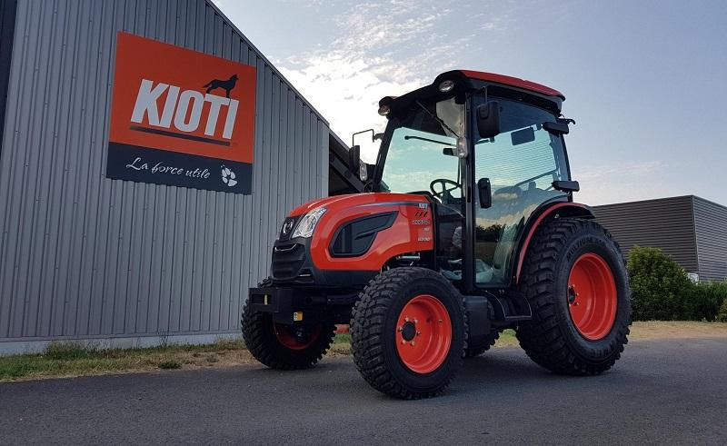 New Kioti DK6010 now available