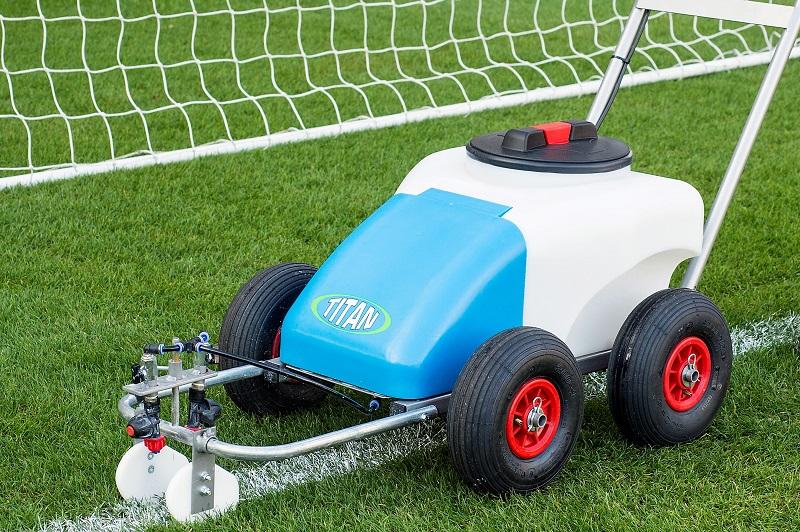 The Titan Spray Marker is Grassline's ultimate solution