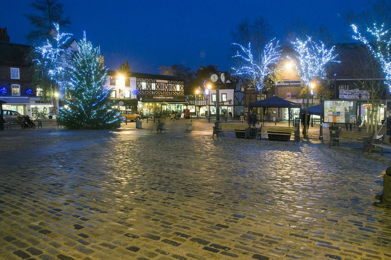Town centres getting ready for Christmas Markets once again