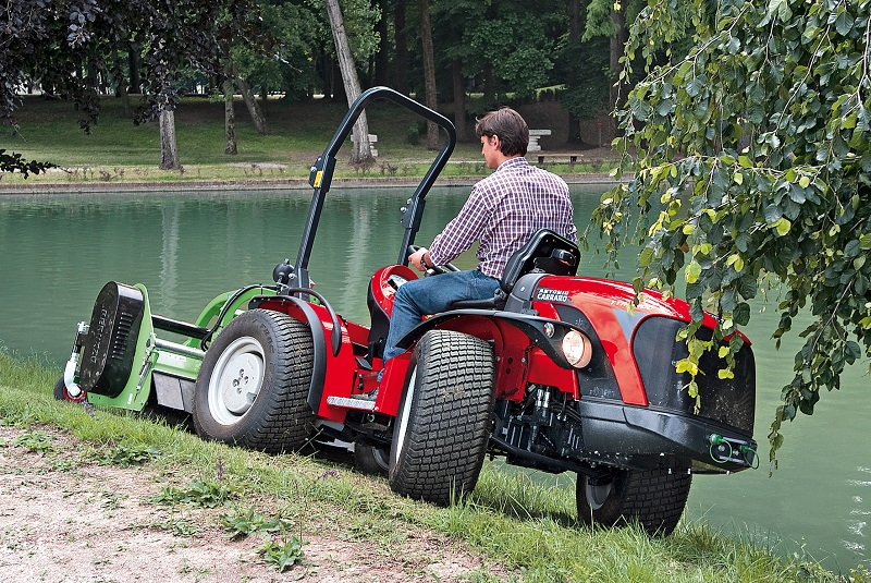 Antonio Carraro tractors now available in the UK from Kirkland