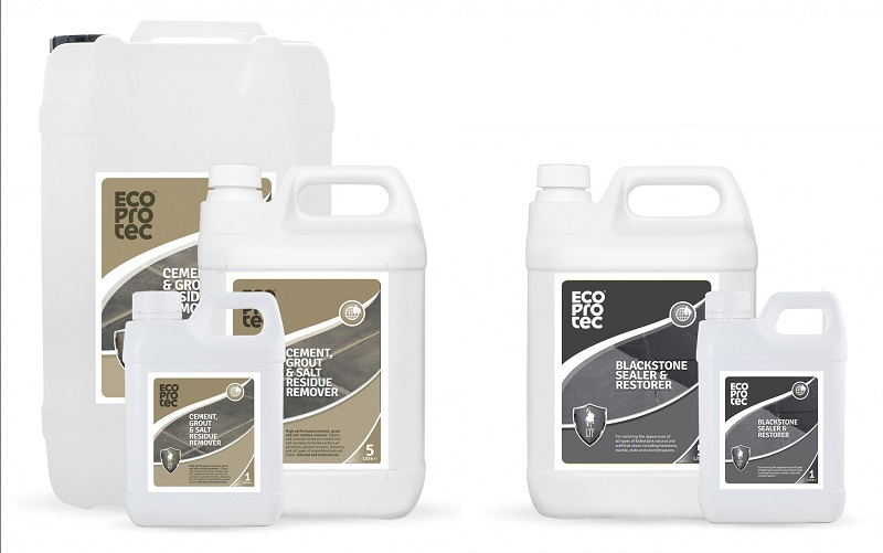 Maintenance made easy with ECOPROTEC treatments